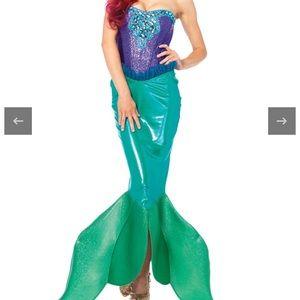 Leg avenue Ariel little mermaid Halloween costume